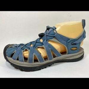 Keen Whisper Sport Sandals Women's 9